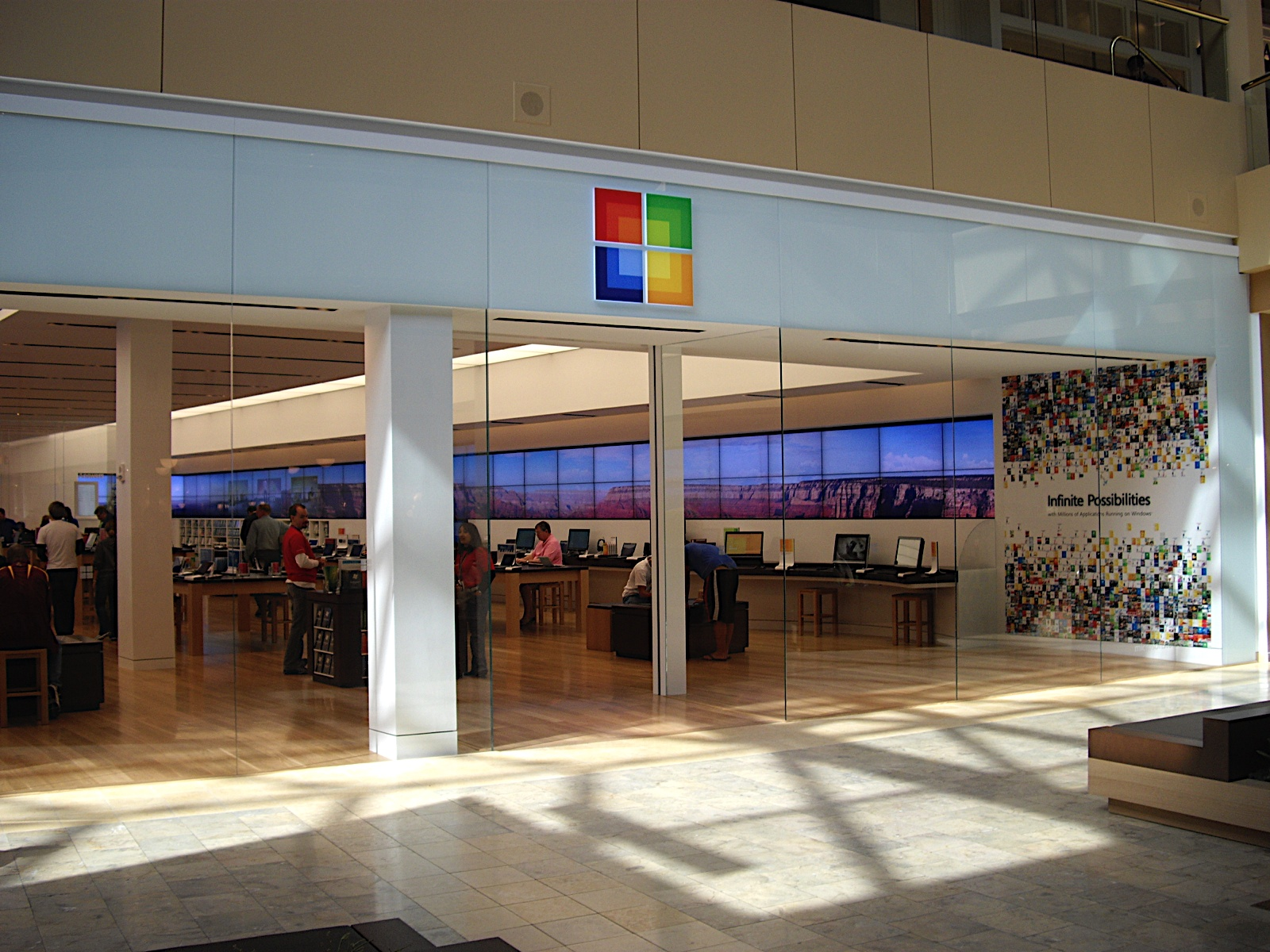 The Microsoft Store | GeekGamer.TV