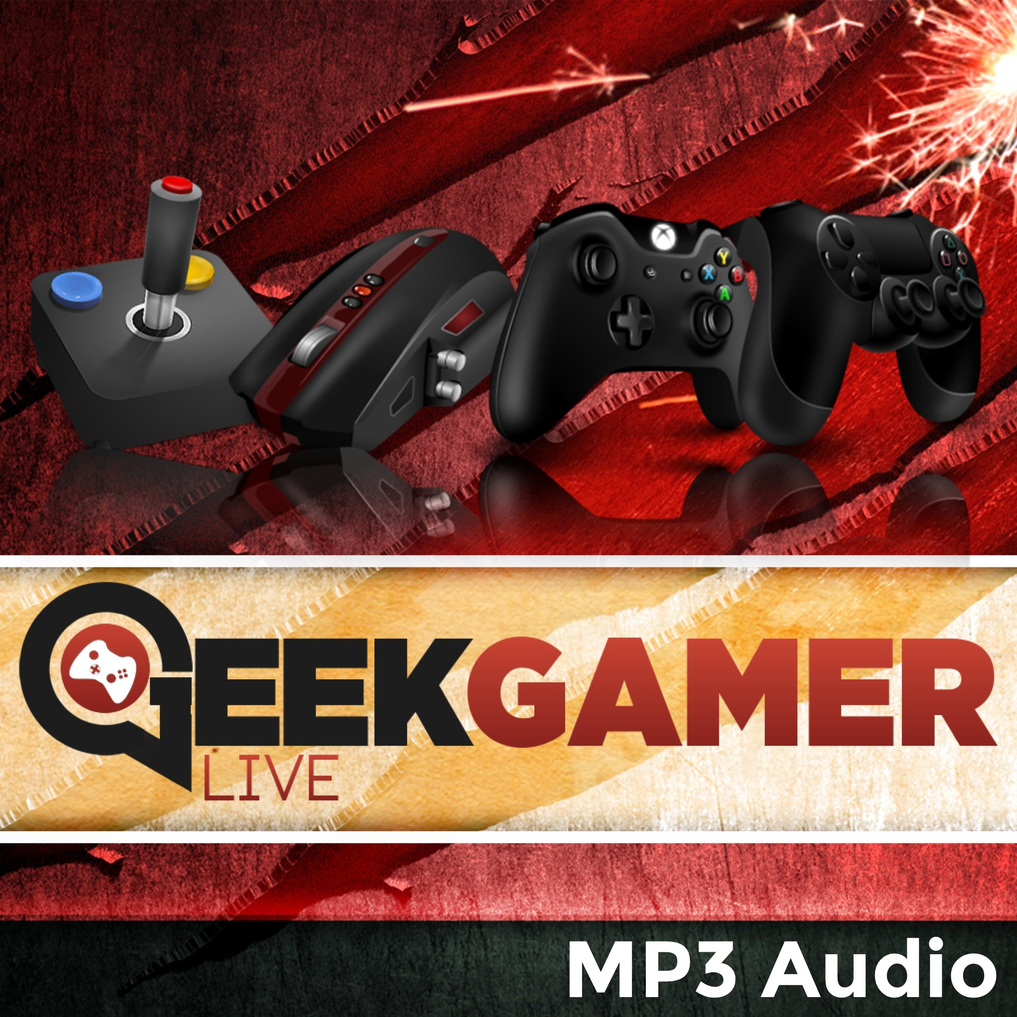 Geek Gamer Live Mp3 By Geekgamer On Apple Podcasts