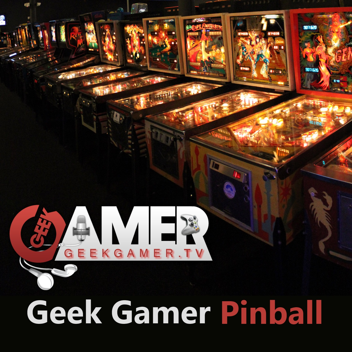 Geek Gamer Pinball