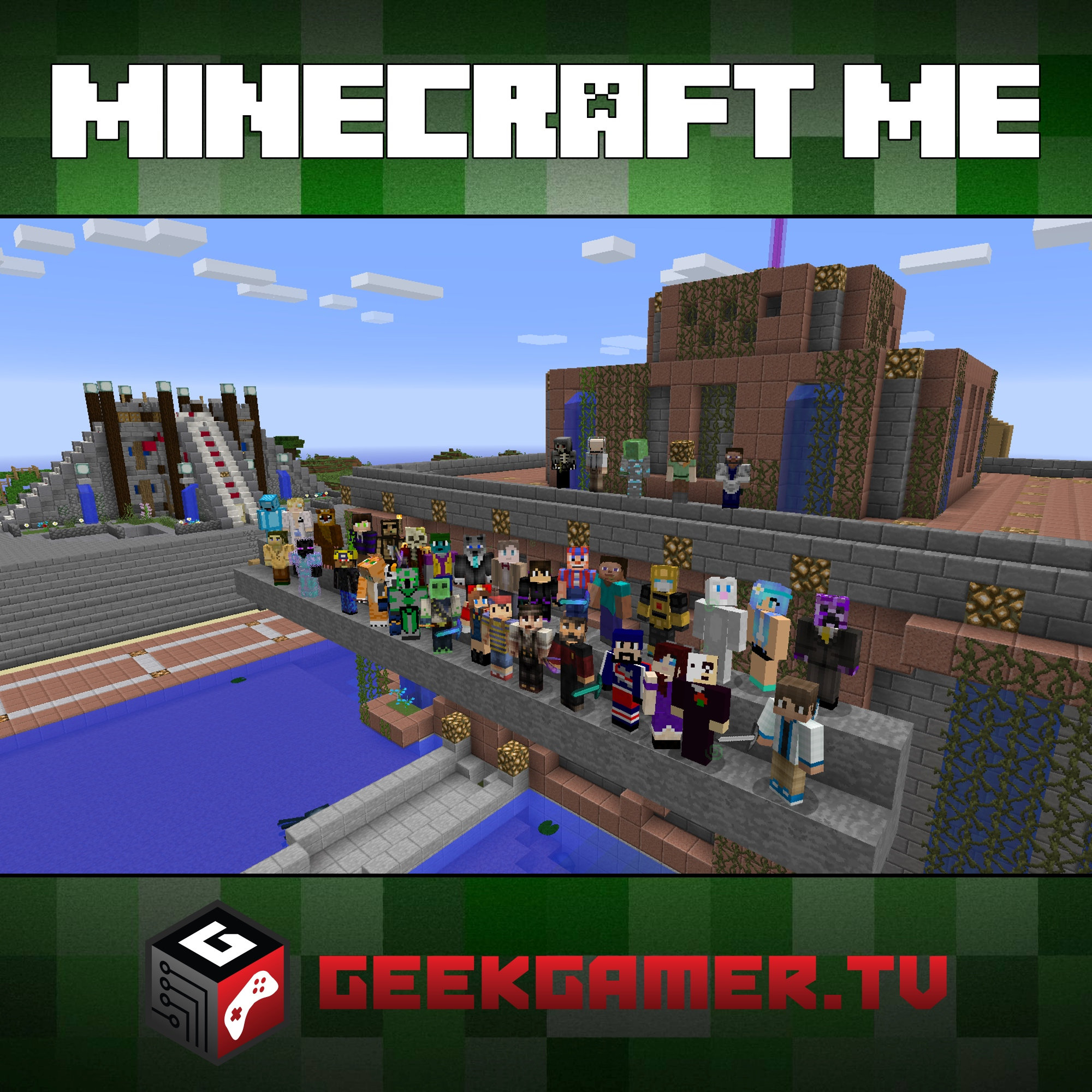 Minecraft Me - HD Video